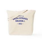 Union Grounds Baseball Tote Bag