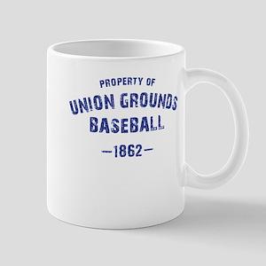 Union Grounds Baseball Mug