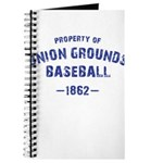 Union Grounds Baseball Journal