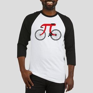 pi bike Baseball Jersey