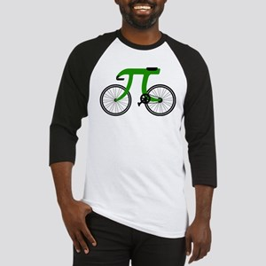 pi bicycle Baseball Jersey