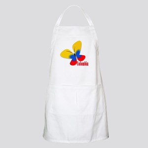 Cute Colombian Butterfly Apron