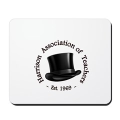 HAT Logo Mousepad