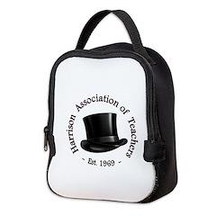 HAT Logo Neoprene Lunch Bag