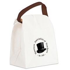 HAT Logo Canvas Lunch Bag