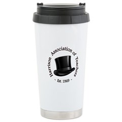 HAT Logo Travel Mug