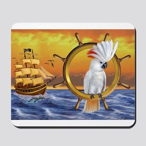 COCKATOO TREASURE QUEST Mousepad
