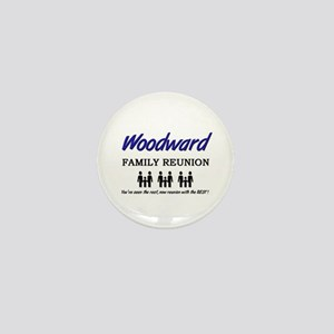 Woodward Family Reunion Mini Button