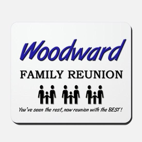 Woodward Family Reunion Mousepad