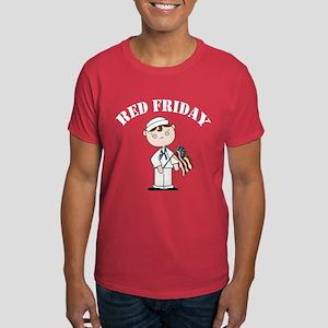 Red Friday Navy Dark T-Shirt