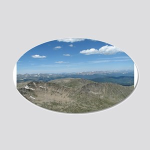 Mt. Evans View Wall Decal