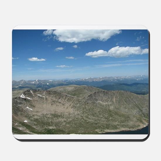 Mt. Evans View Mousepad