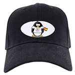 Spain Penguin Black Cap