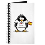 Spain Penguin Journal