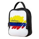 Colombiano orgulloso Neoprene Lunch Bag