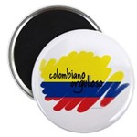 Colombiano orgulloso Magnets