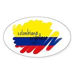Colombiano orgulloso Sticker