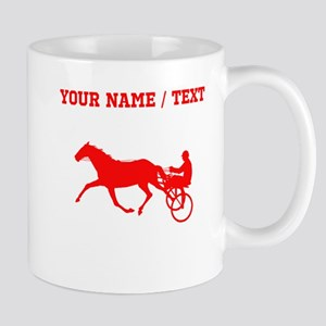 Red Harness Racing (Custom) Mugs