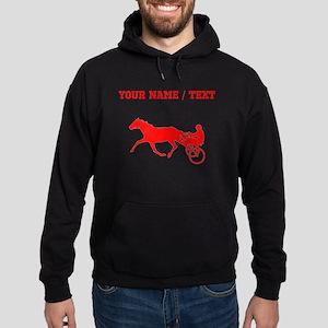 Red Harness Racing (Custom) Hoodie