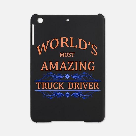 Truck Driver iPad Mini Case