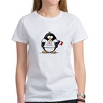 France Penguin Women's T-Shirt
