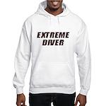Extreme Diver Hooded Sweatshirt