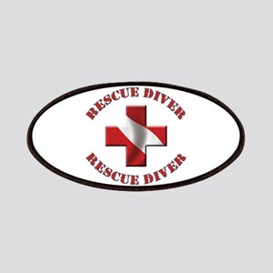 Rescue Diver Patch