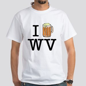 "I ""Beer"" WV T-shirt"