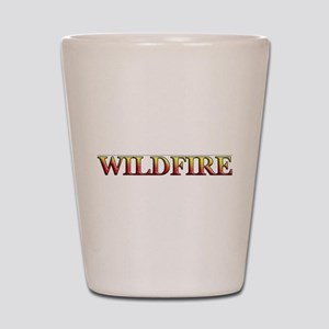 Wildfire Shot Glass