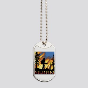 Wildfire Dog Tags