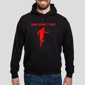 Red Runner (Custom) Hoodie