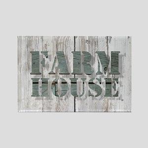 barn wood farmhouse Magnets