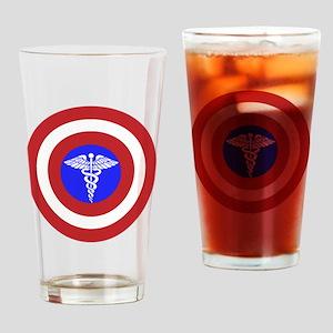 HM America Drinking Glass