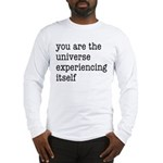 You Are The Universe Long Sleeve T-Shirt
