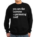 You Are The Universe Sweatshirt (dark)