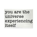 You Are The Universe Rectangle Magnet