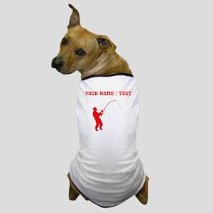 Red Fisherman (Custom) Dog T-Shirt