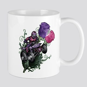 Flower Powered Quad Mugs