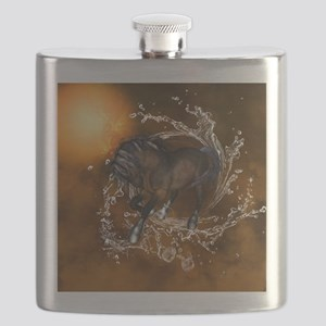 Awesome horse Flask