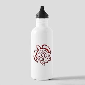 Turtle (T) Water Bottle