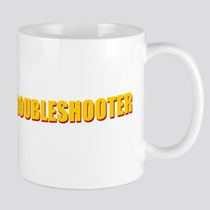 Natural Born Troubleshooter Mugs