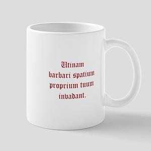 Latin Smack Down! Mugs