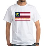 Buccaneer American White T-shirt