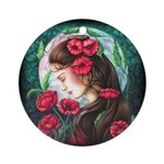 Serenity Ornament (Round)