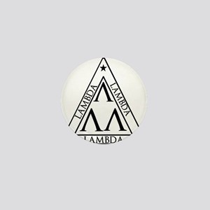 LAMBDA FRATERNITY Mini Button (100 pack)