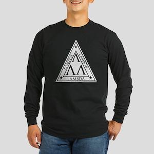 LAMBDA FRATERNITY Long Sleeve T-Shirt
