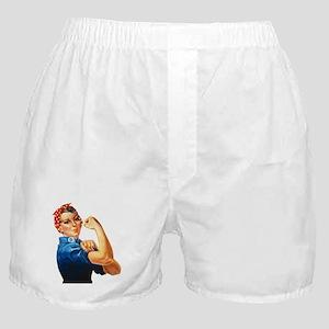 vintage rosie Boxer Shorts