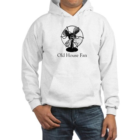 Old House Fan Hooded Sweatshirt