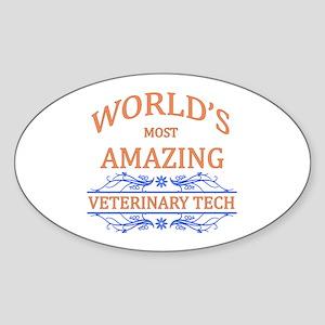 Veterinary Tech Sticker