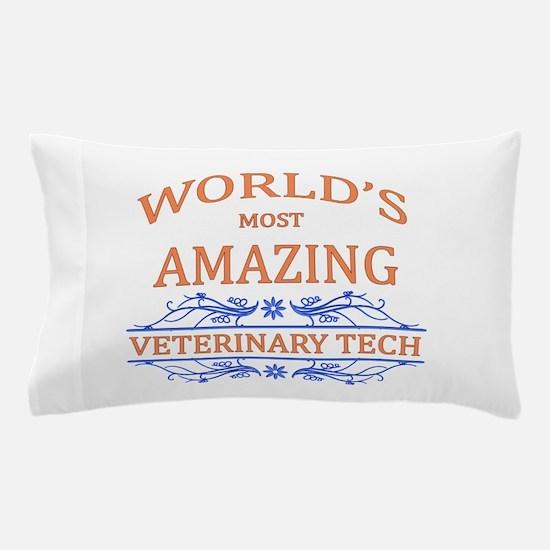 Veterinary Tech Pillow Case